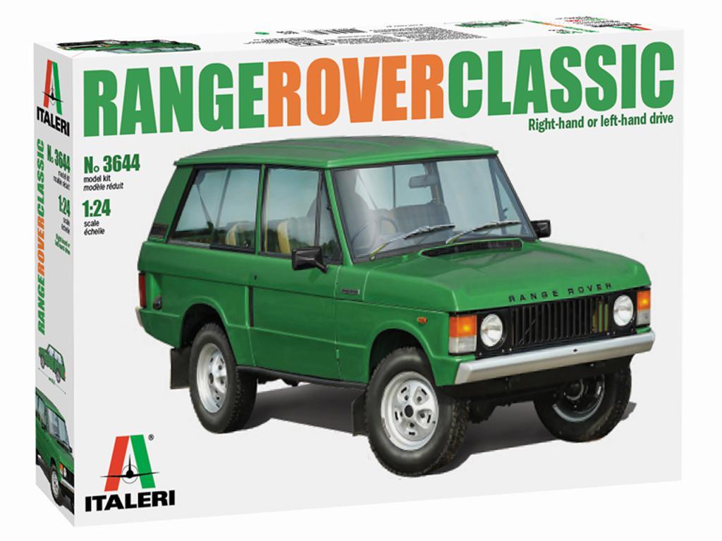 Range Rover Classic (Vista 1)