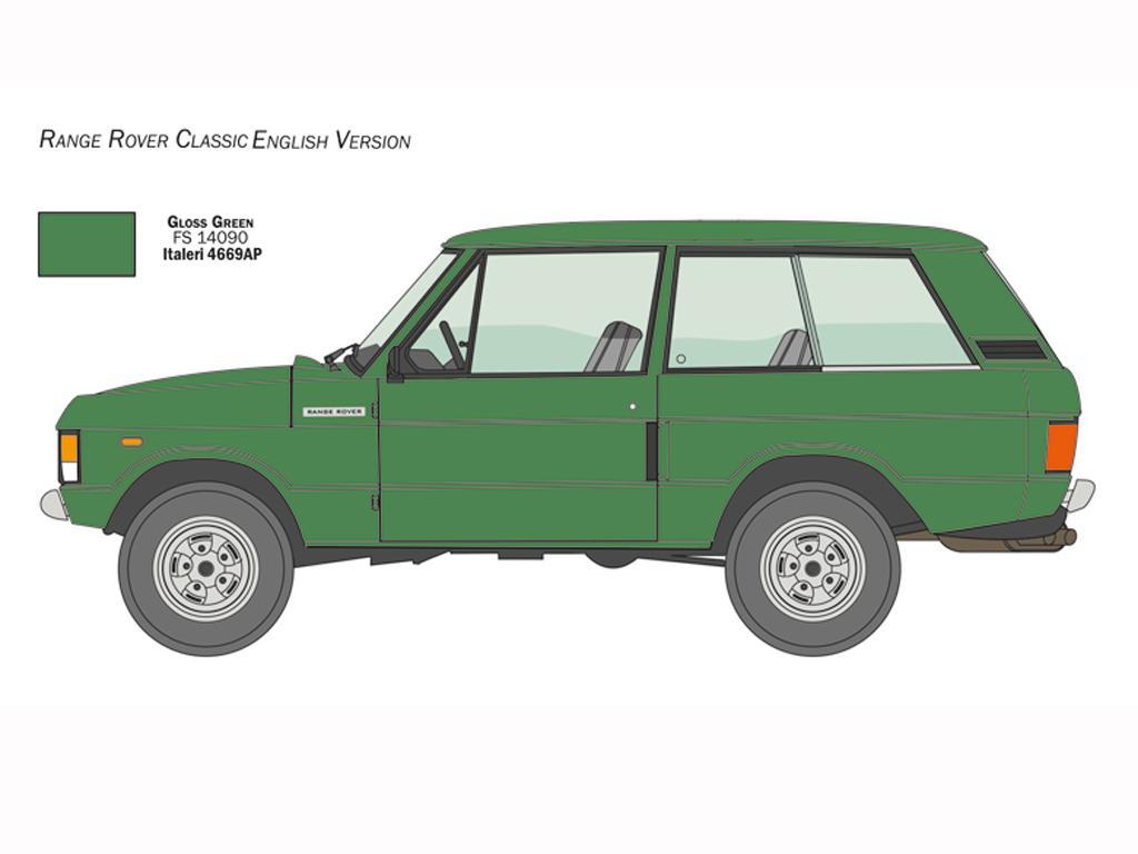 Range Rover Classic (Vista 2)