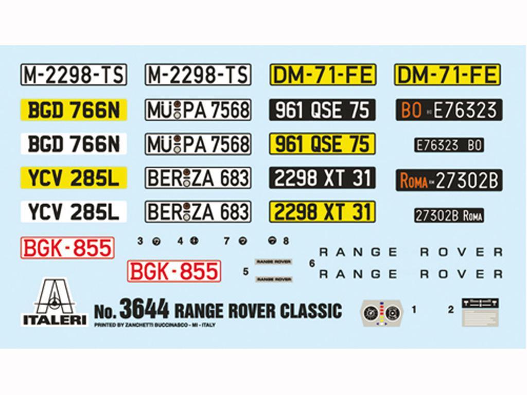 Range Rover Classic (Vista 3)