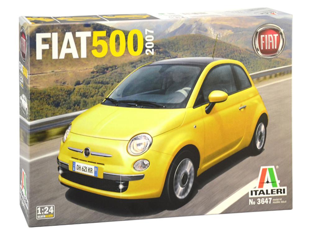Fiat 500 (Vista 1)