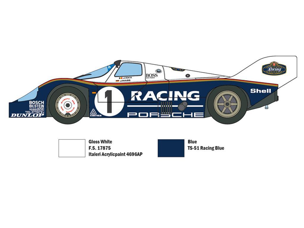 Porsche 956 (Vista 2)