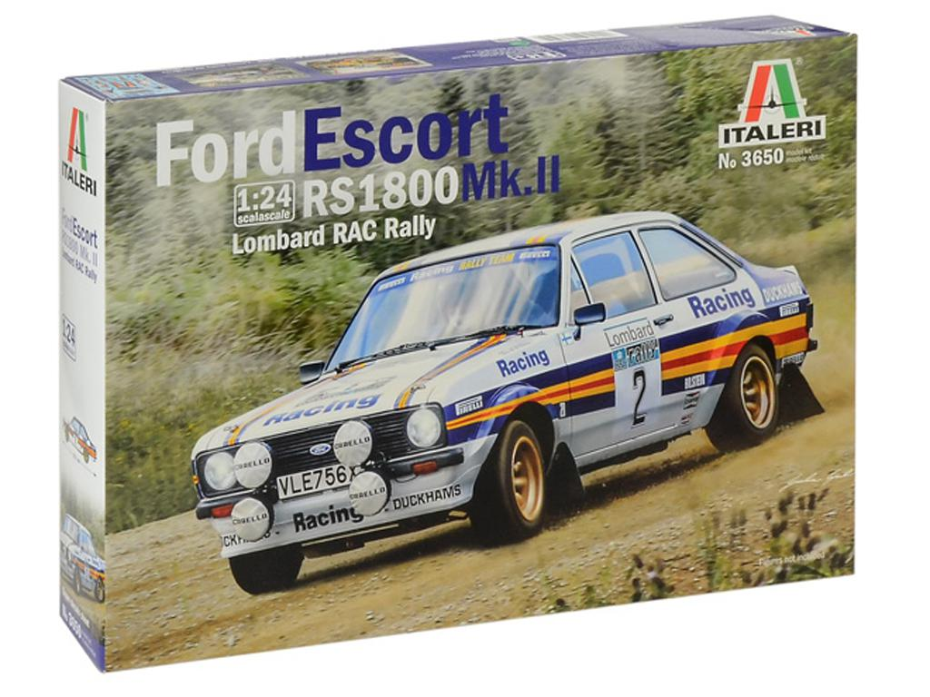 Ford Escort RS 1800 Mk.II Lombard RAC Rally (Vista 1)