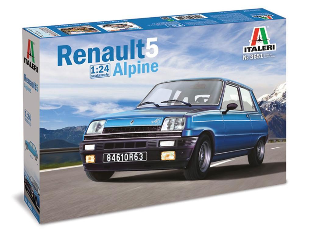 Renault 5 Alpine (Vista 1)