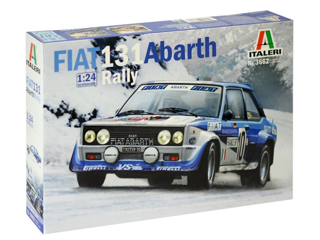 FIAT 131 Abarth Rally (Vista 1)