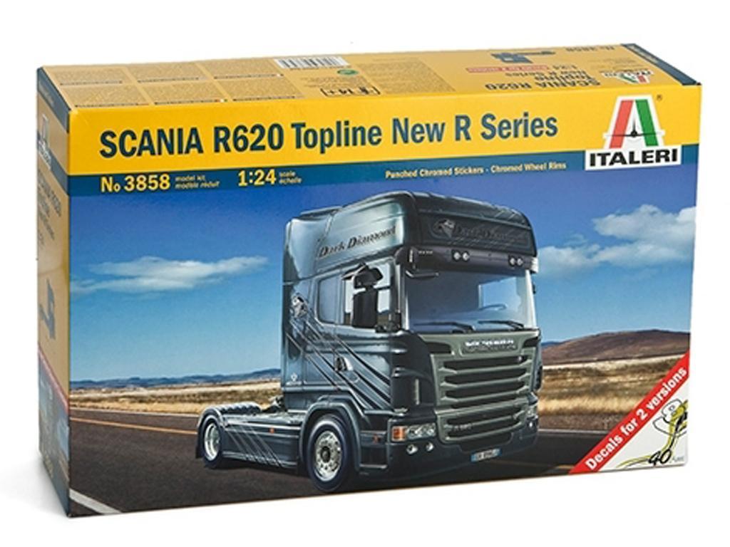 Scania R620 V8 New R Series (Vista 1)