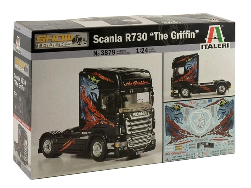 "Scania R730 ""The Griffin"" (Vista 1)"