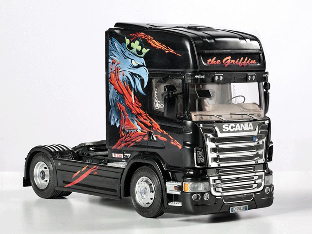 "Scania R730 ""The Griffin"" (Vista 3)"