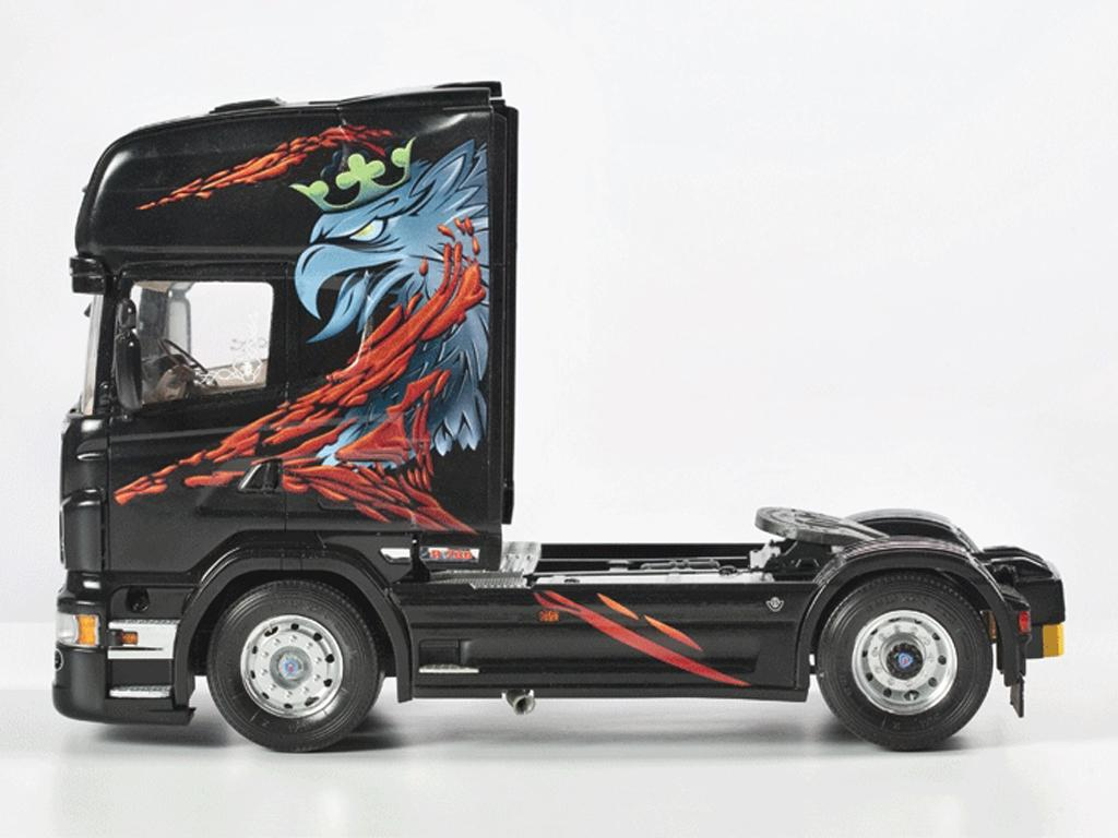 "Scania R730 ""The Griffin"" (Vista 5)"