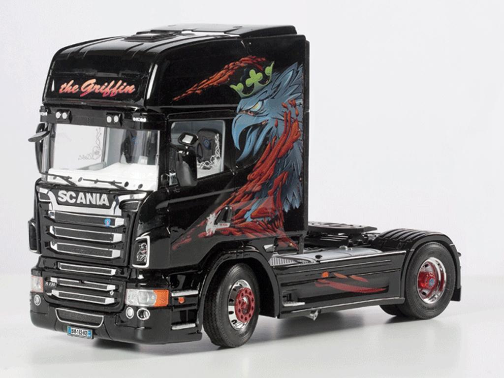 "Scania R730 ""The Griffin"" (Vista 6)"