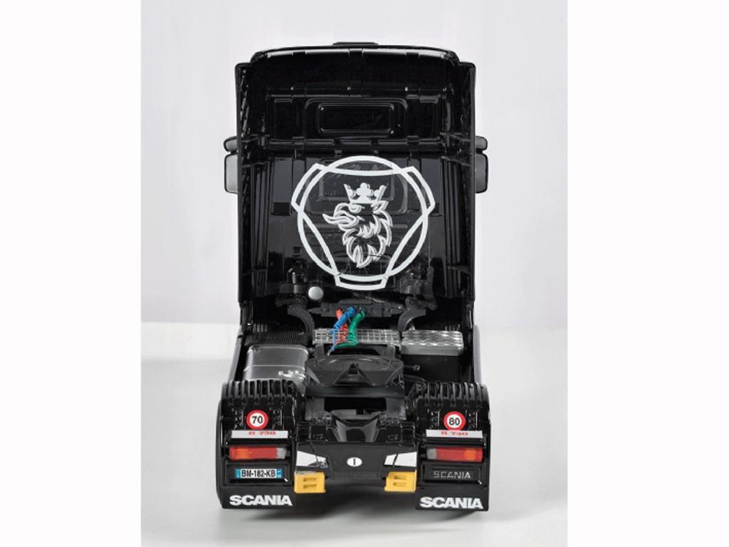 "Scania R730 ""The Griffin"" (Vista 7)"