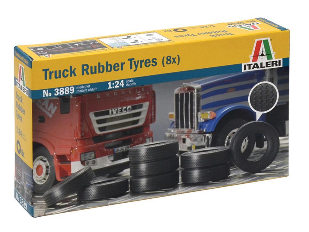 Neumaticos de goma para Camion (Vista 1)