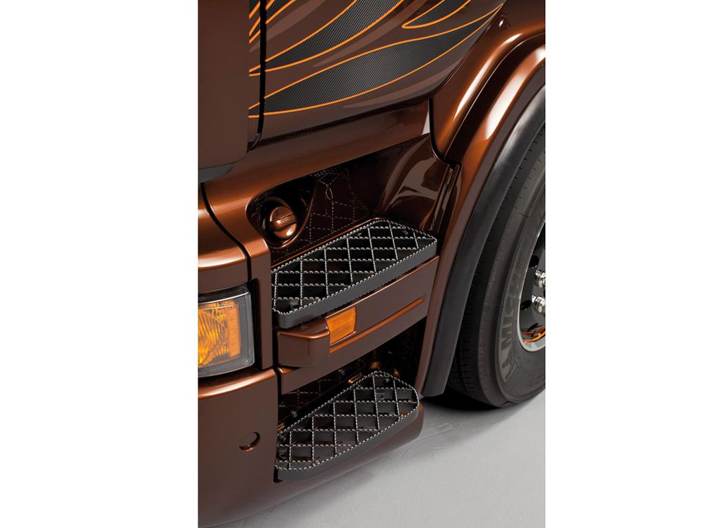 Scania R730 ''Black Amber'' (Vista 4)