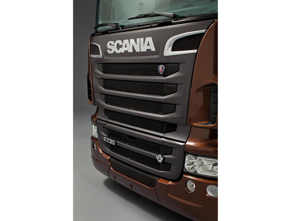 Scania R730 ''Black Amber'' (Vista 5)