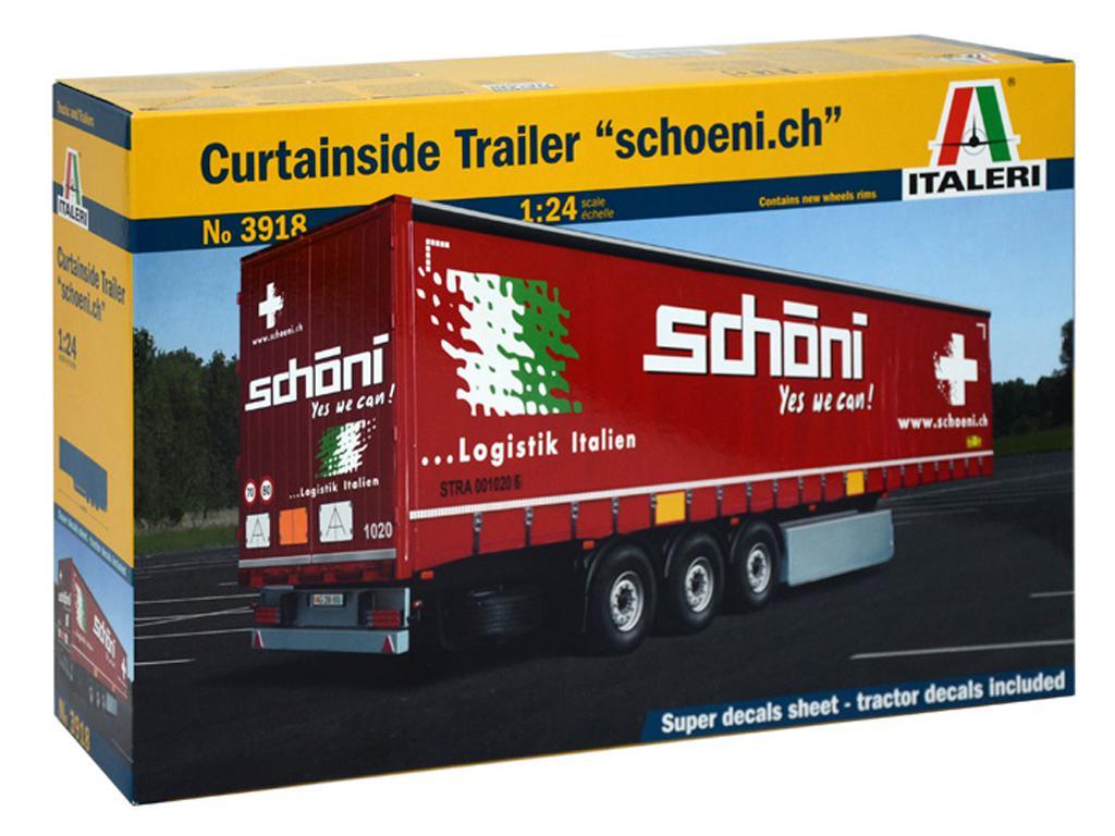 Curtainside Trailer (Vista 1)