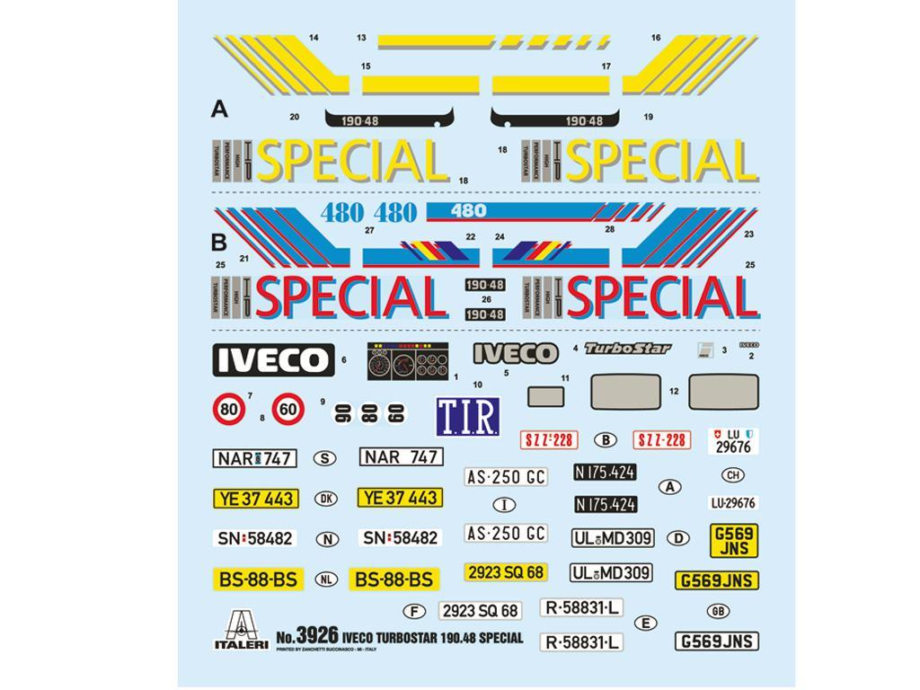 IVECO Turbostar 190.48 Special (Vista 3)