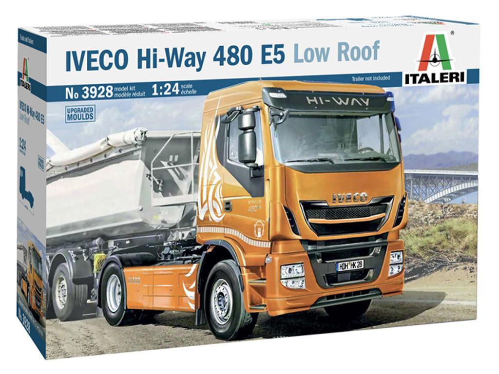 Iveco Hi-Way 480 E5 (Vista 1)