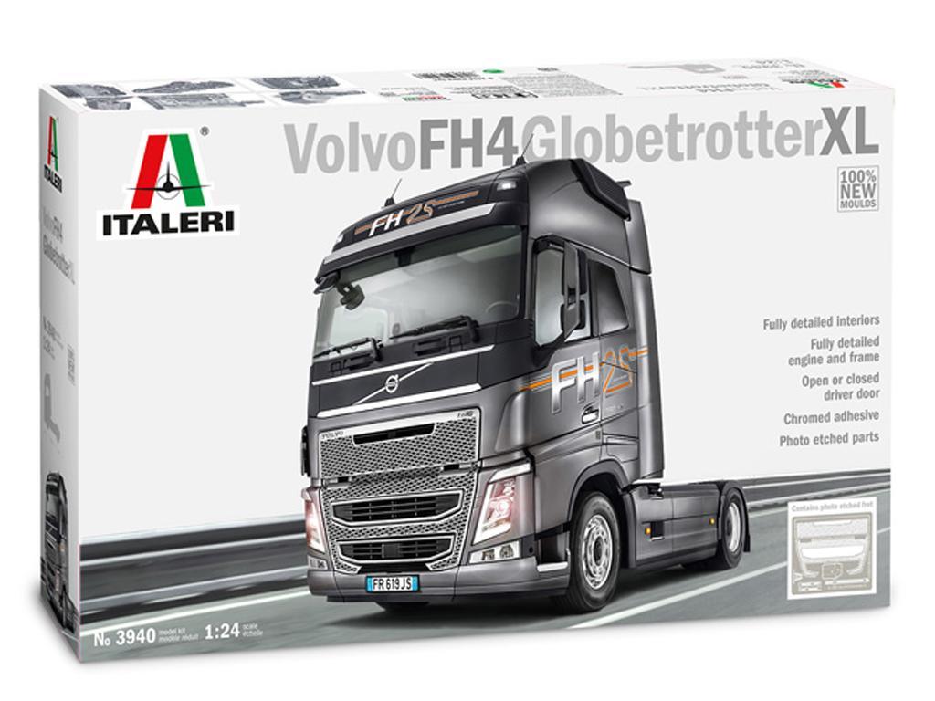Volvo FH4 Globetroter XL (Vista 1)