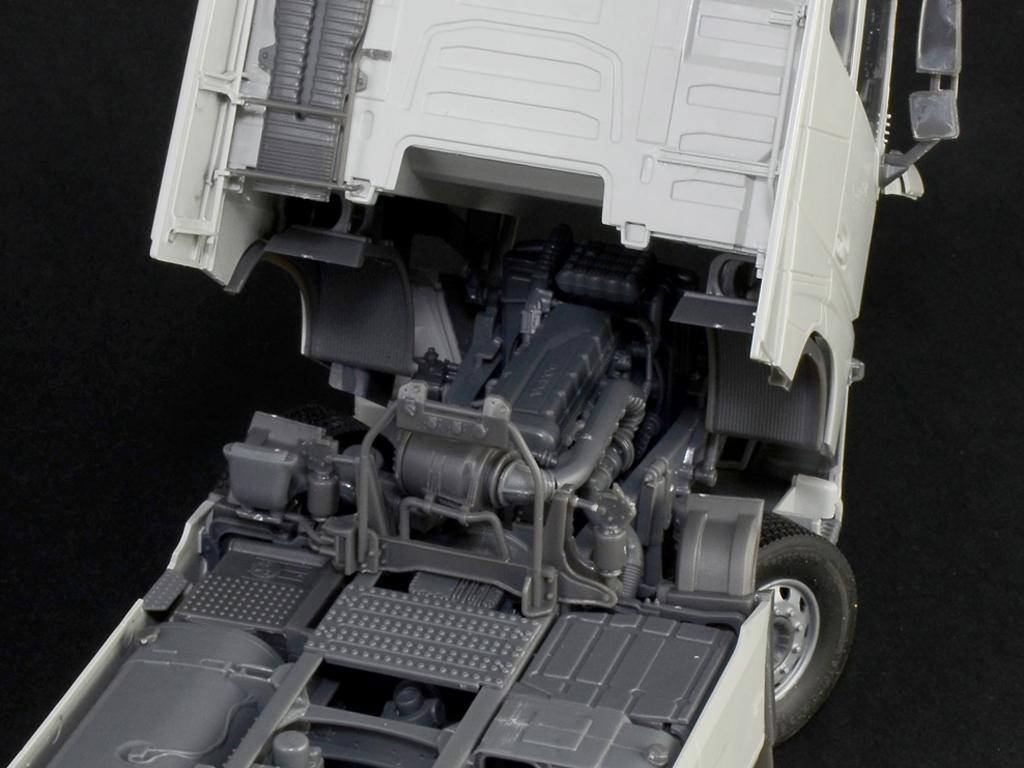 Volvo FH4 Globetroter XL (Vista 6)