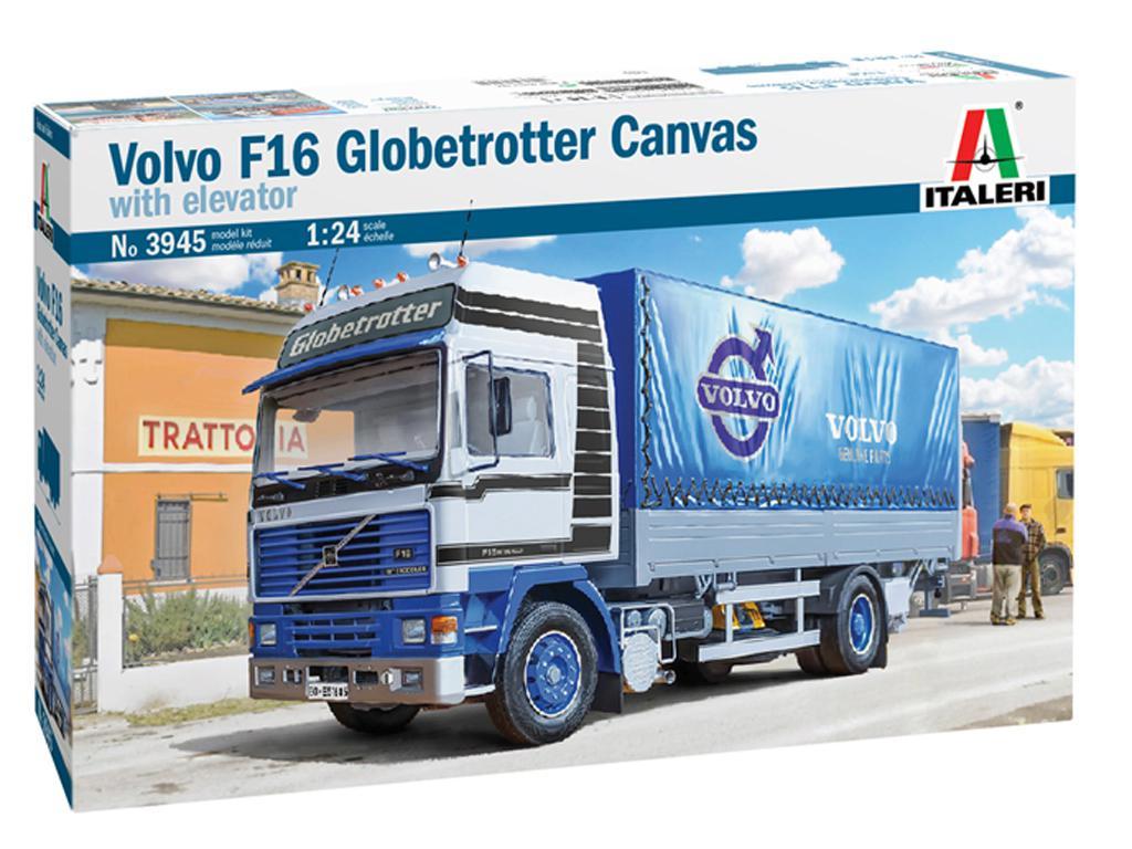 Volvo F16 Globetrotter Canvas (Vista 1)