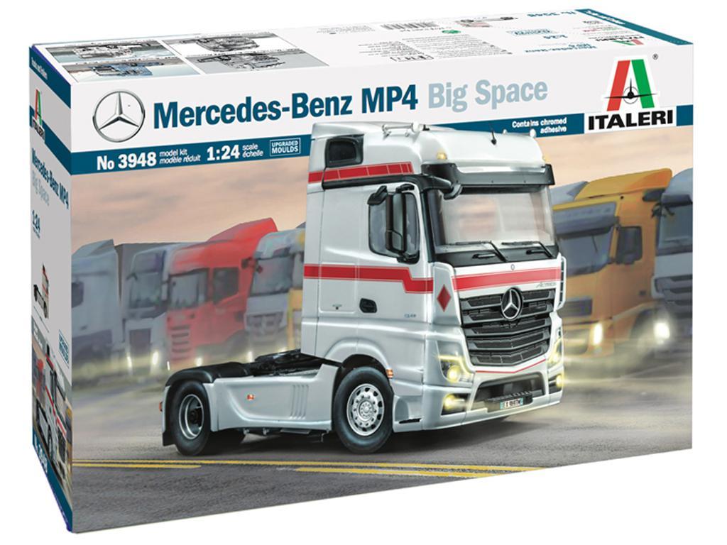 Mercedes-Benz MP4 Big Space (Vista 1)