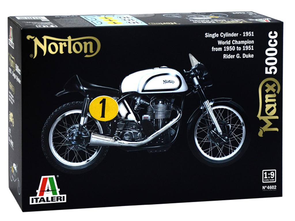 Norton Manx (Vista 1)