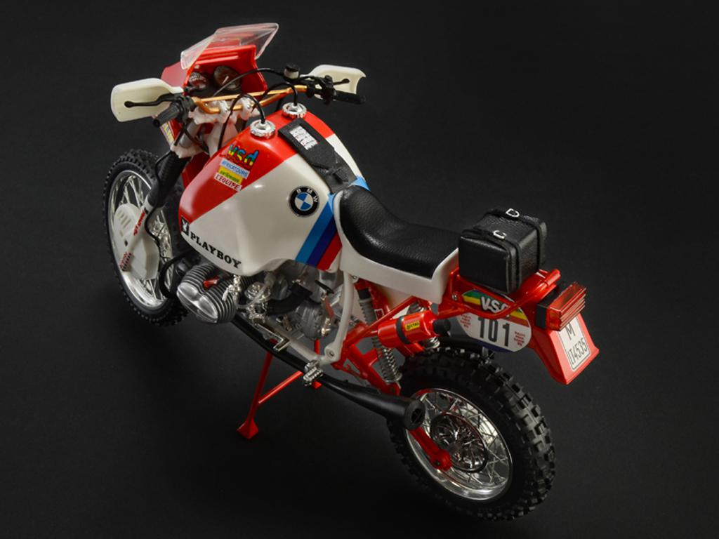 BMW R80G/S1000 Dakar 1985 Parigi-Dakar Version (Vista 4)