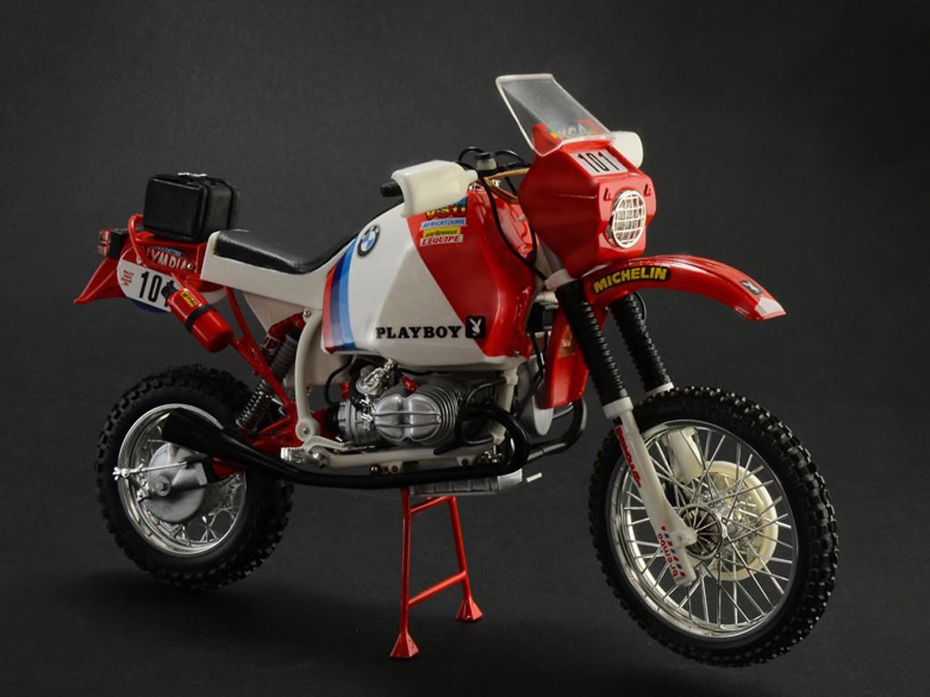 BMW R80G/S1000 Dakar 1985 Parigi-Dakar Version (Vista 5)