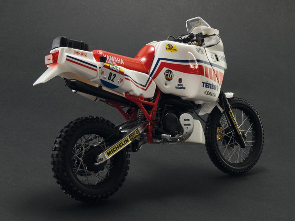 Yamaha Ténéré 660cc Paris Dakar 1986 (Vista 5)
