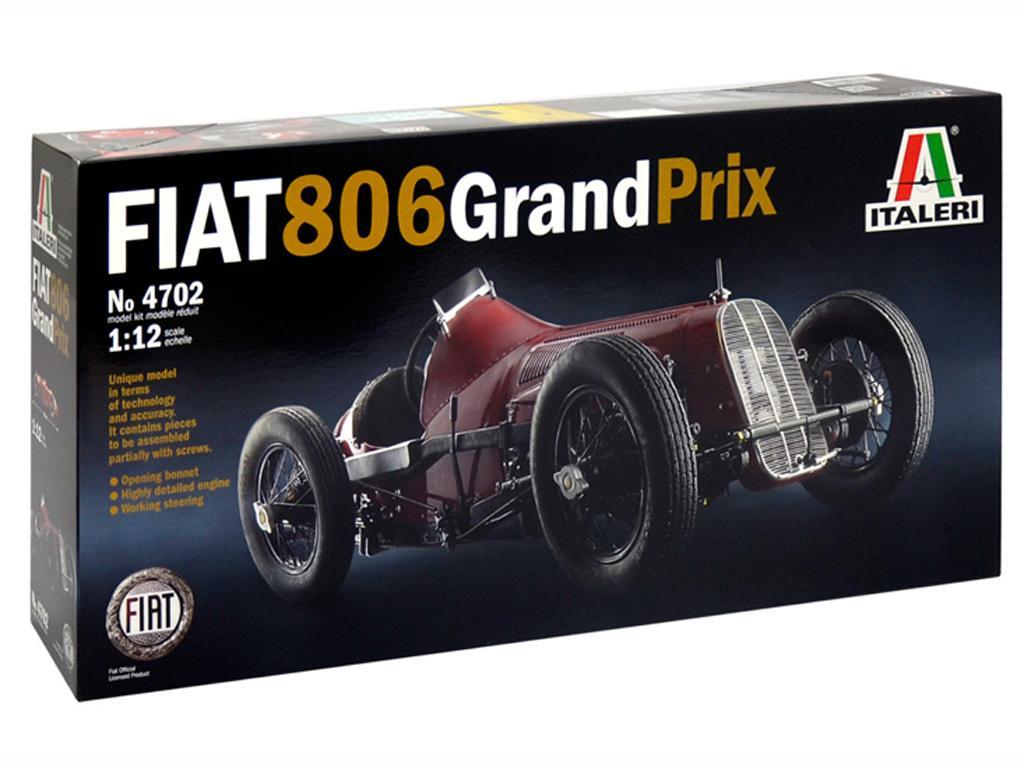 Fiat 806 Grand Prix (Vista 1)