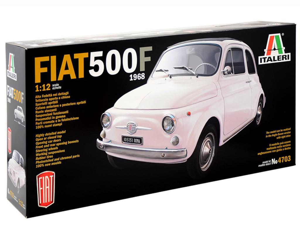 Fiat 500 F (Vista 1)