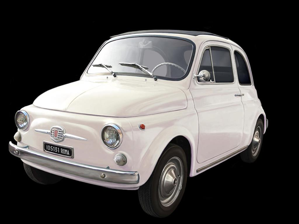Fiat 500 F (Vista 3)