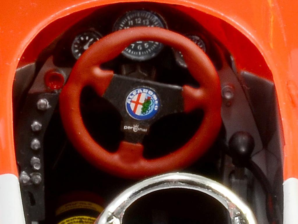 Alfa Romeo 179 / 179C (Vista 15)