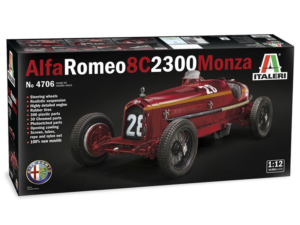 Alfa Romeo 8C 2300 Monza (Vista 1)