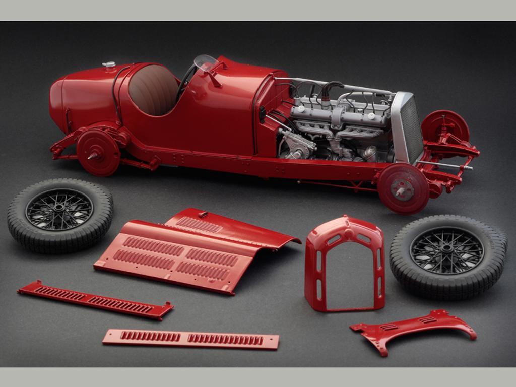 Alfa Romeo 8C 2300 Monza (Vista 14)