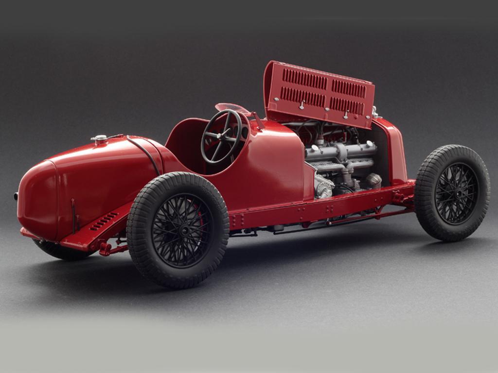 Alfa Romeo 8C 2300 Monza (Vista 17)