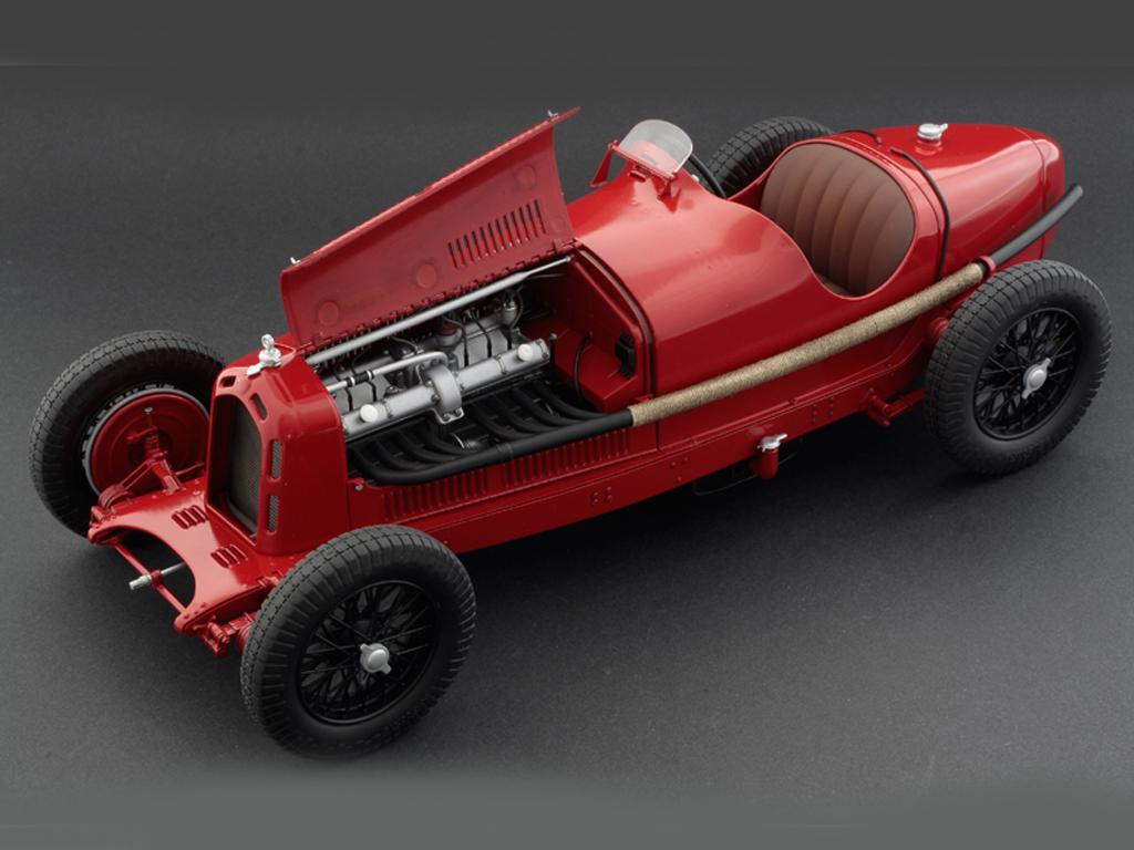 Alfa Romeo 8C 2300 Monza (Vista 18)