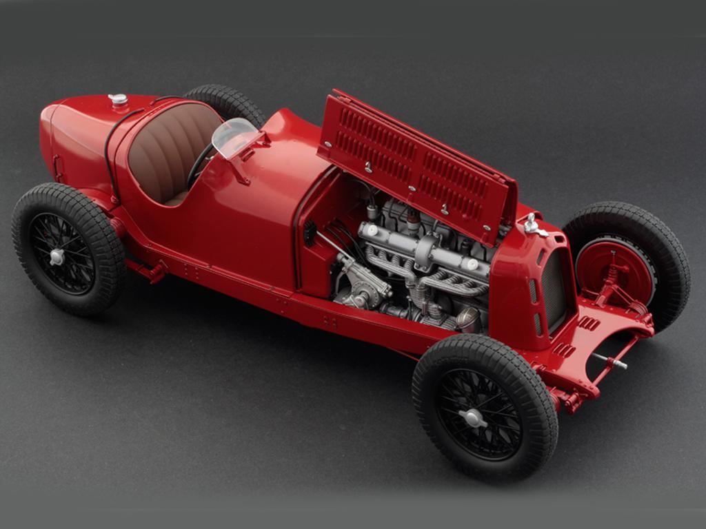 Alfa Romeo 8C 2300 Monza (Vista 19)