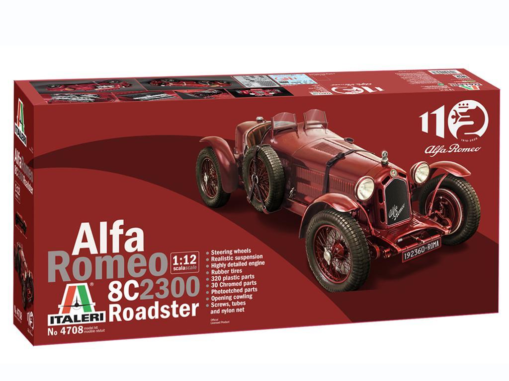 Alfa Romeo 8C/2300 1931-33 (Vista 1)