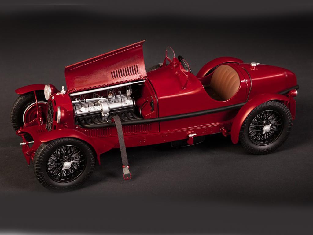 Alfa Romeo 8C/2300 1931-33 (Vista 4)