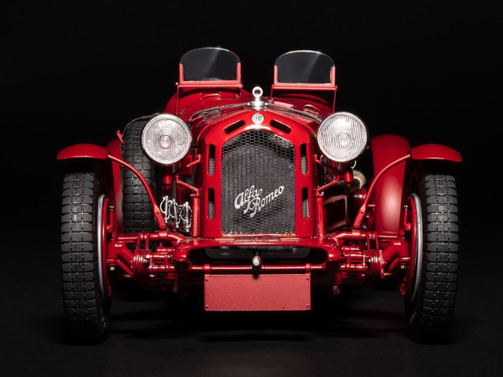 Alfa Romeo 8C/2300 1931-33 (Vista 5)
