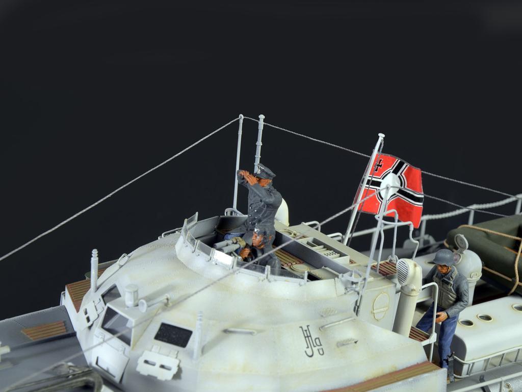 Lancha Torpedera Schnellboot S 100 (Vista 8)