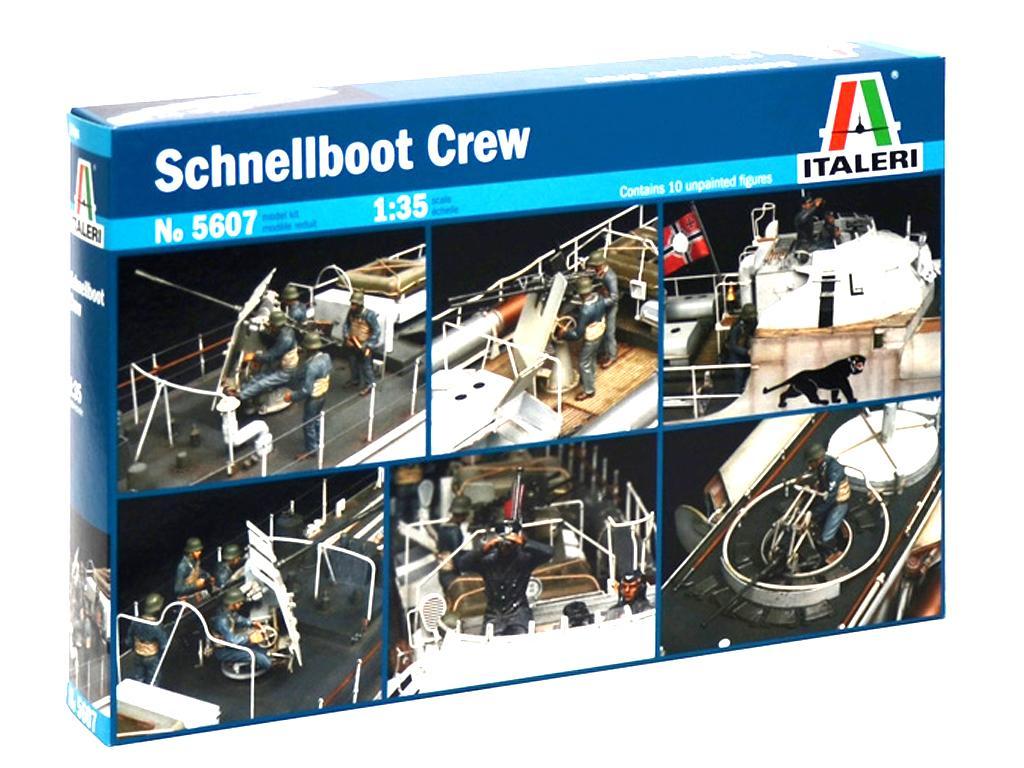 Tripulacion Schnellboot (Vista 1)