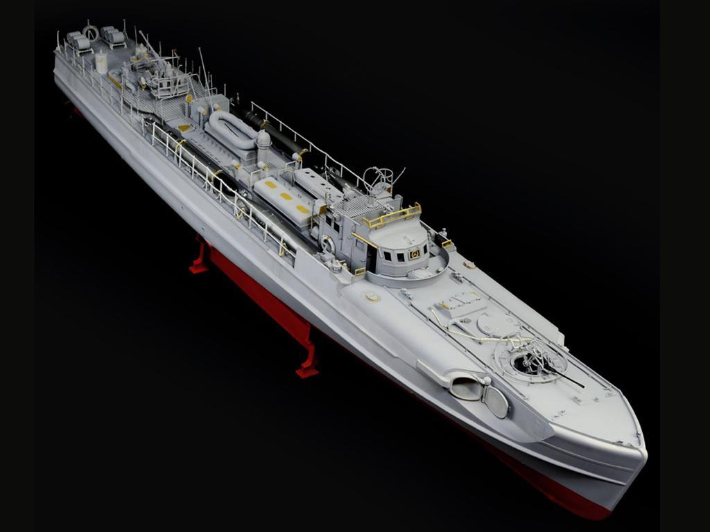 Schnellboot Typ S-38 (Vista 6)