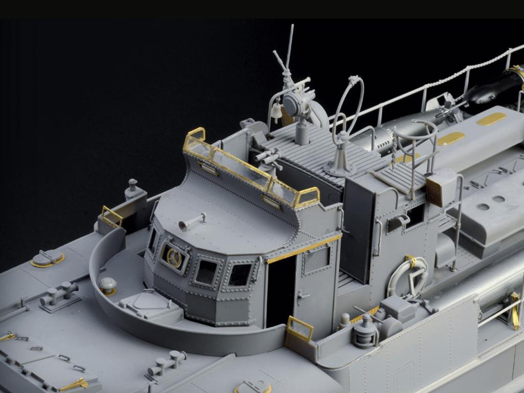 Schnellboot Typ S-38 (Vista 7)