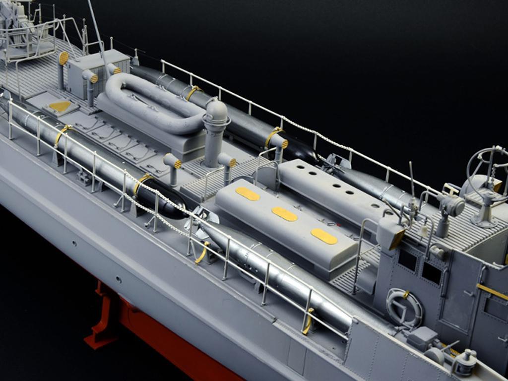Schnellboot Typ S-38 (Vista 8)