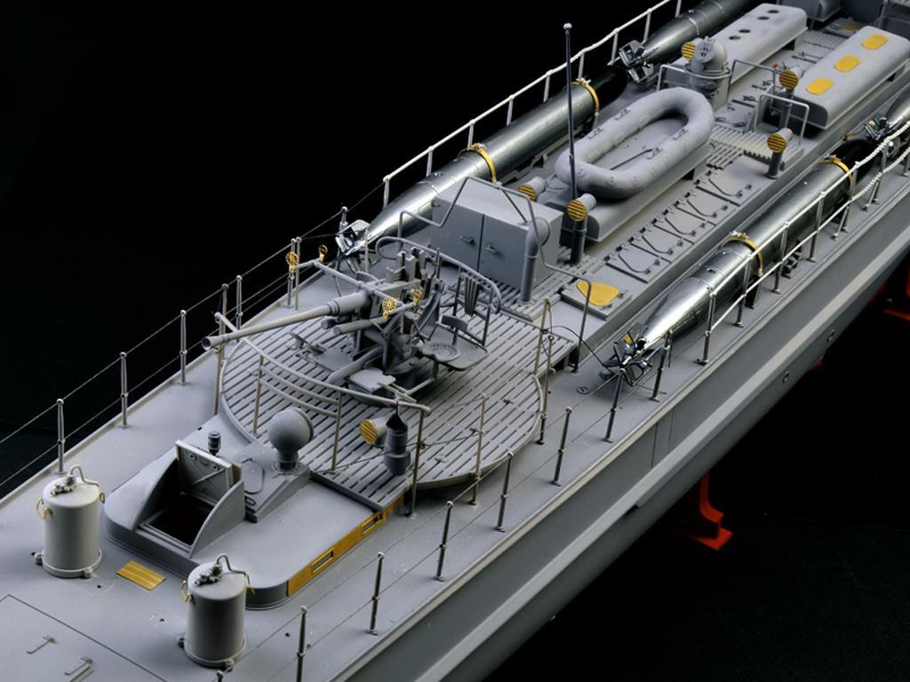 Schnellboot Typ S-38 (Vista 9)