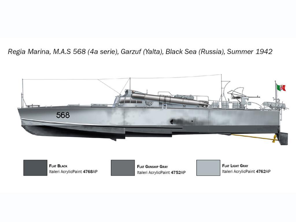 M.A.S. 563/568 with Crew (Vista 2)