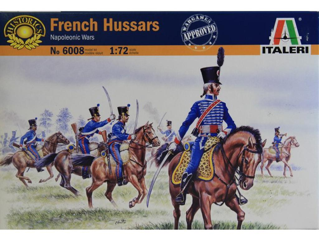 Húsares Franceses (Vista 1)