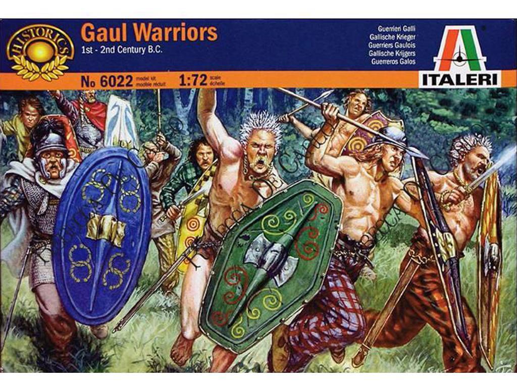 Guerreros Galos Siglos I Y II (Vista 1)