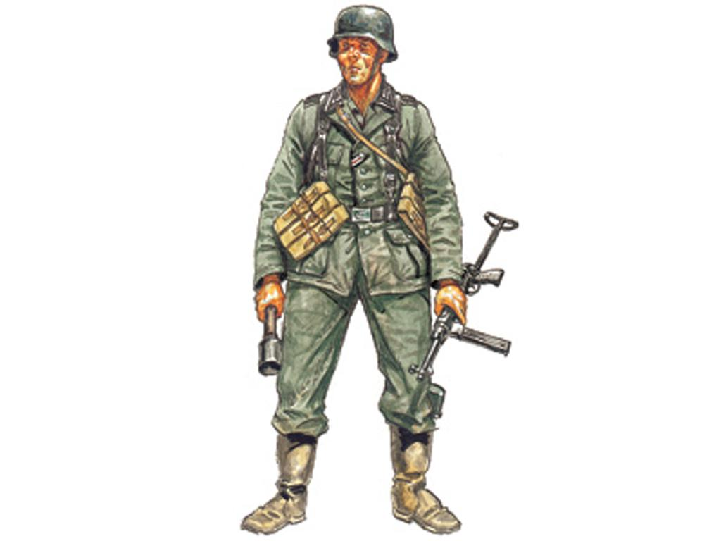 Infantería Alemana (Vista 3)